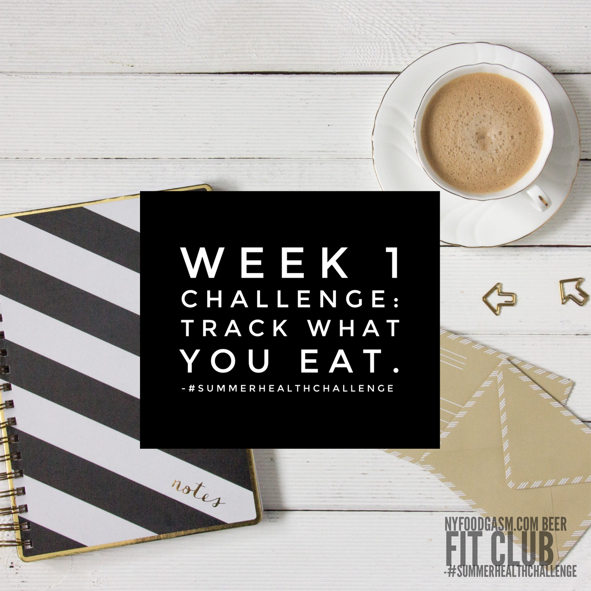 Tracking Your Food – All Your Whys And Hows Covered!  #SummerHealthChallenge