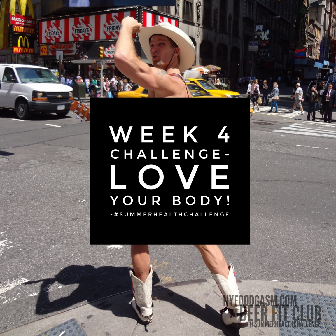 How To Love And Appreciate Your Body (in A Society That Wants You To Hate It)