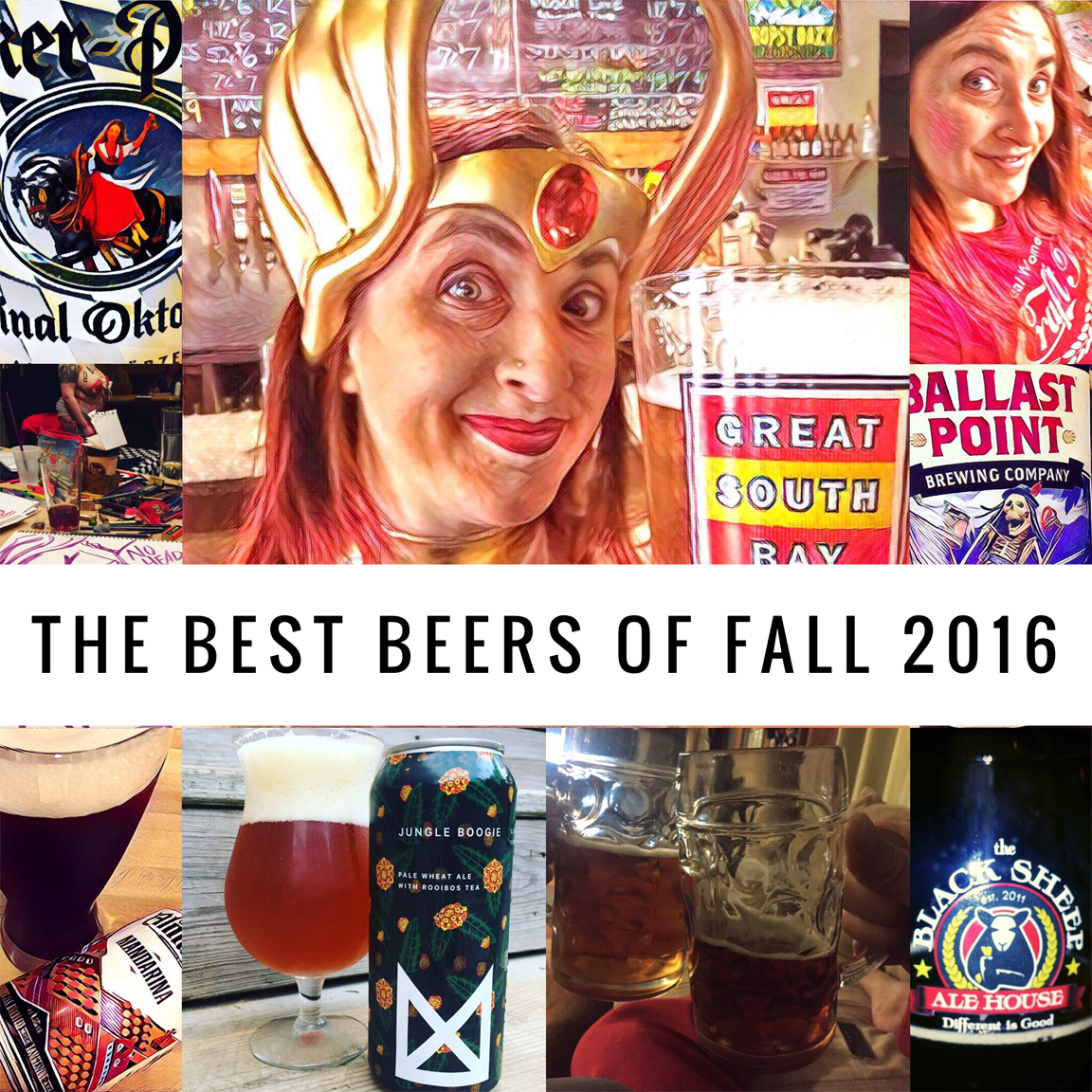 The Best Beers Of Fall 2016